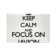Keep Calm and Focus on Javion Magnets
