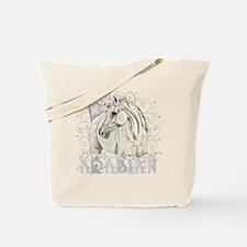 Arabian Art Tote Bag