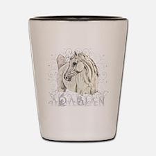 Arabian Art Shot Glass