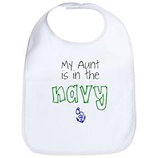 Funny Navy baby Bib