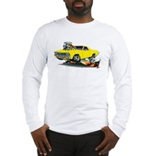 Cute Automobile Long Sleeve T-Shirt