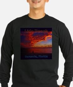Lido Beach Florida Long Sleeve T-Shirt