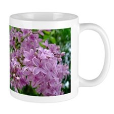 Lilac Blossoms Mug