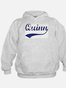 Quinn - vintage (blue) Hoodie