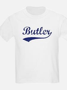 Butler - vintage (blue) T-Shirt