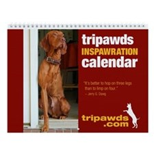 Tripawds Wall Calendar #10 - New For 2015