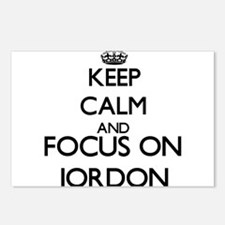 Keep Calm and Focus on Jo Postcards (Package of 8)