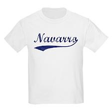 Navarro - vintage (blue) T-Shirt