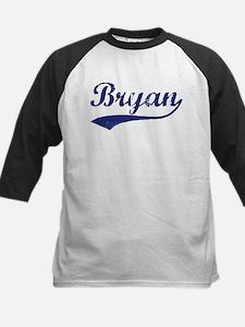 Bryan - vintage (blue) Tee
