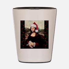 Cute Mona Shot Glass