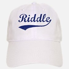 Riddle - vintage (blue) Cap