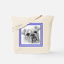 Handsome Dan Tote Bag