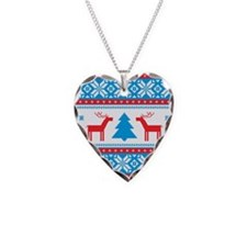 Ugly Christmas Sweater Necklace