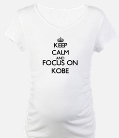Keep Calm and Focus on Kobe Shirt