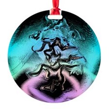 inner mountain  Ornament