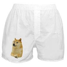 Cute Shiba Boxer Shorts