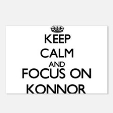 Keep Calm and Focus on Ko Postcards (Package of 8)