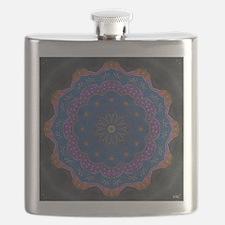 Alchemy Art Mandala Flask