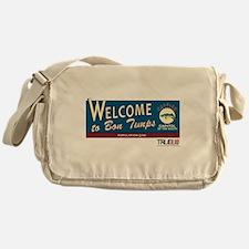 Welcome to Bon Temps Messenger Bag