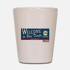 Welcome to Bon Temps Shot Glass