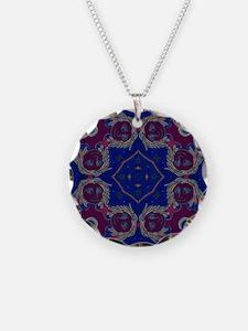 Agape Art Mandala Necklace