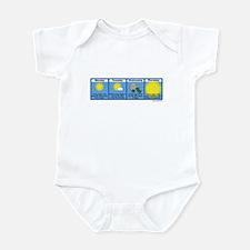 Bad Weather Infant Bodysuit