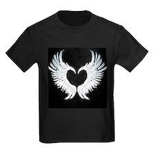 Angelwings heart T