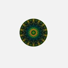 Passion Art Mandala Mini Button