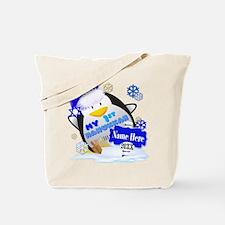 Baby 1st Hanukkah Tote Bag