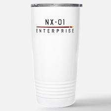NX-01 Enterprise Dark Travel Mug