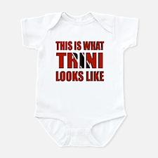 What Trini looks like Infant Bodysuit