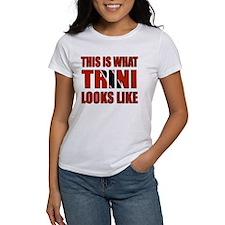 What Trini looks like Tee