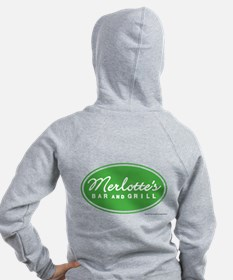 Merlotte's Bar and Grill Zip Hoodie