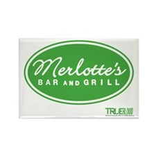 Merlotte's Bar and Grill Rectangle Magnet