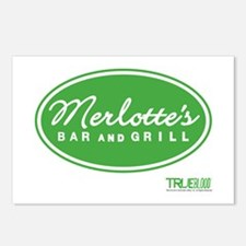 Merlotte's Bar and Grill Postcards (Package of 8)