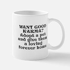 Adopt a pet - Mug