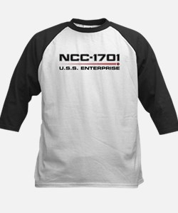 USS Enterprise Refit Dark Baseball Jersey