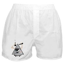 All Seeing Skter Boxer Shorts