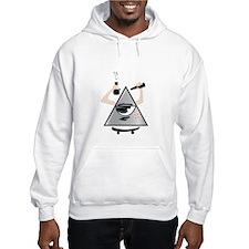 All Seeing Skter Hoodie Sweatshirt