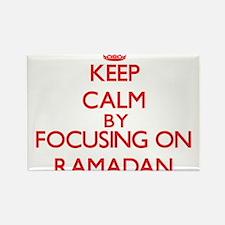 Keep Calm by focusing on Ramadan Magnets