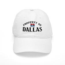 Property Of Dallas Baseball Cap