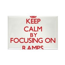 Keep Calm by focusing on Ramps Magnets