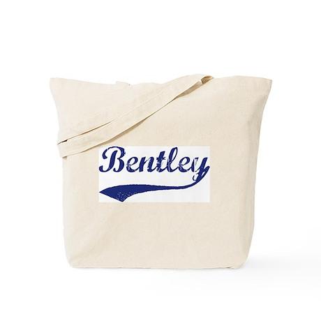 Bentley - vintage (blue) Tote Bag