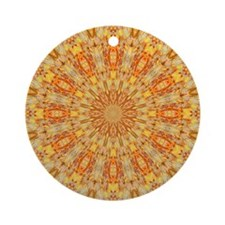 Intensity Art Mandala Ornament (Round)