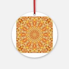 Intensity Art Mandala Ornament (Round)