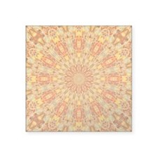 "Intensity Art Mandala Square Sticker 3"" x 3"""