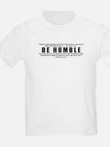 Be Humble 2.0 - T-Shirt