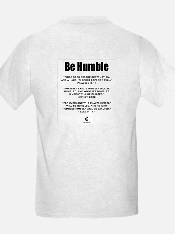 Be Humble 3.0 - T-Shirt
