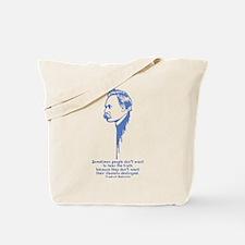 Nietzsche Illusions Tote Bag