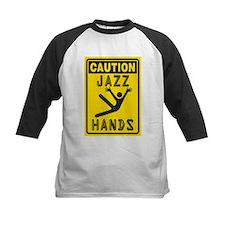 Jazz Hands! Baseball Jersey